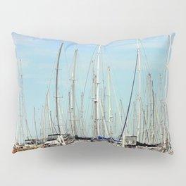 Armada of Yatchs Pillow Sham