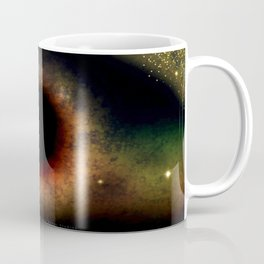 BLACK HOLE SUN - 047 Coffee Mug