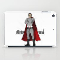 obama iPad Cases featuring Obama by MJOillustration