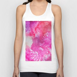 Cotton Candy Dreams Unisex Tank Top