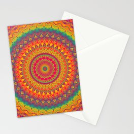 Mandala 507 Stationery Cards