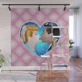 Ricky Loves Lucy Wall Mural