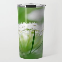 Delicate with Strength Travel Mug