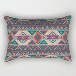 Southwest Geometric Repeat Rectangular Pillow