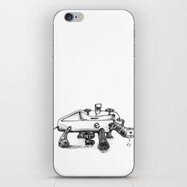 Il tartandino iPhone Skin
