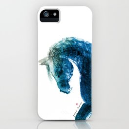 Horse (Meadow 2) iPhone Case