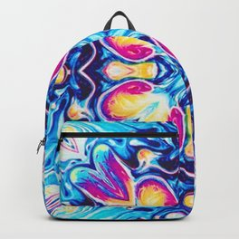 Moroccan Three Backpack