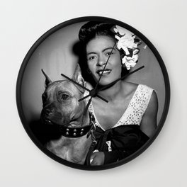 Billie Holiday : Lady Day & Her Mister Wall Clock