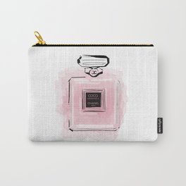 Pink perfume #3 Carry-All Pouch