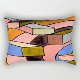Design 1 Rectangular Pillow
