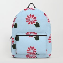 Flowers Can Be Buoyant Backpack
