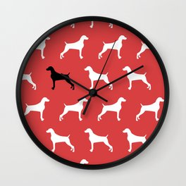 ODE TO DEE Wall Clock