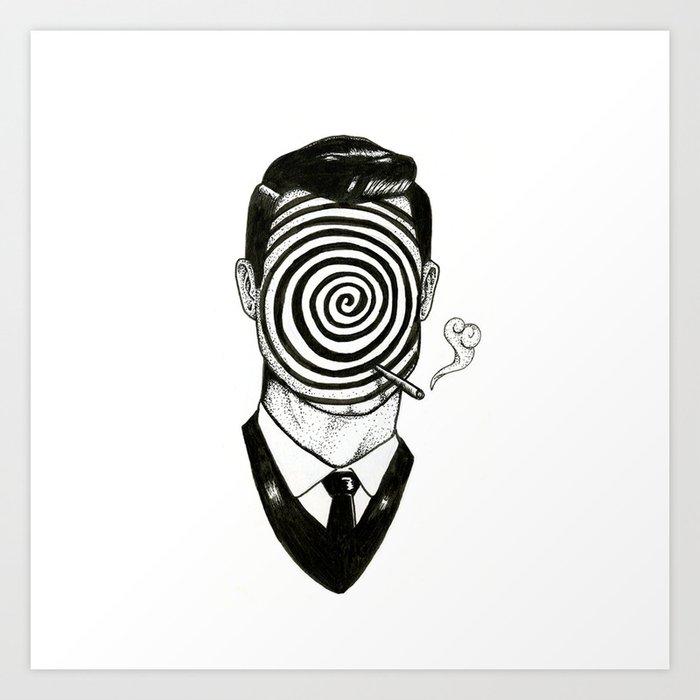 Twilight Zone Art Print By Ryanmwhiteley Society6