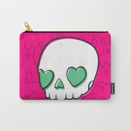 Heart Eyes Carry-All Pouch