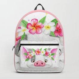 Exotic Pig Backpack