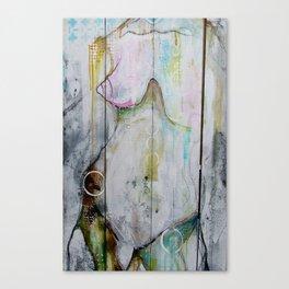 Ice Queem Canvas Print