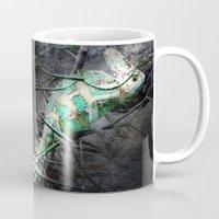 lizard Mugs featuring LIZARD by ED design for fun