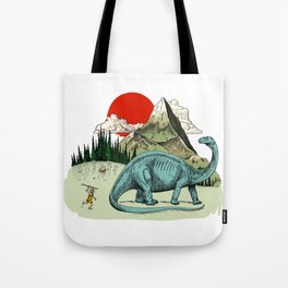 If you don't try, you'd never know how to Tote Bag