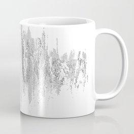 Frequency in the Mine Coffee Mug