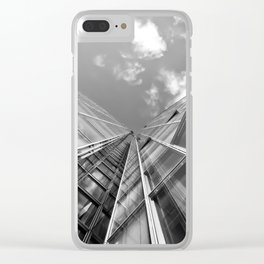 Architecture Viewport Clear iPhone Case