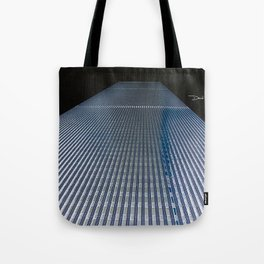 Twin Tower One Tote Bag