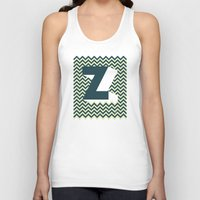 dragonball z Tank Tops featuring Z. by Muro Buro