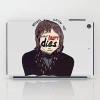 the breakfast club iPad Cases featuring The Breakfast Club - Ally by Swell Dame