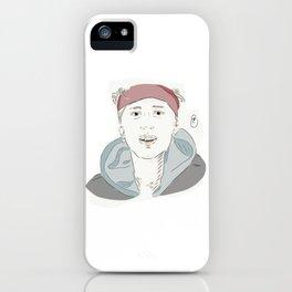 Henrik Holm iPhone Case