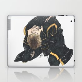 #2: No, no, no! I have too much of a headache! Laptop & iPad Skin