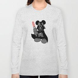 Darth Mickey Long Sleeve T-shirt