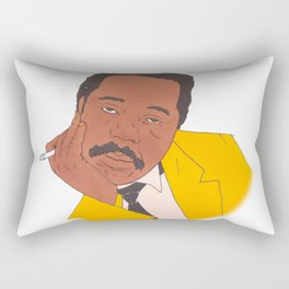 Bud Powell Rectangular Pillow