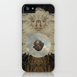 Astharte-Isis iPhone Case