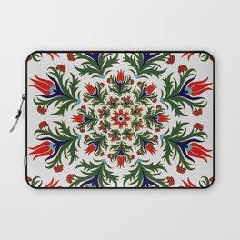 Turkish tulip - Ottoman tile 1 Laptop Sleeve