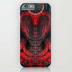 Seen Through Flames and Ashes Slim Case iPhone 6s