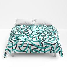woke up Comforters