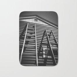 The Apprentice Climbing the Ladder Bath Mat