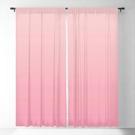 Ombre Millennial Pink Rose Quartz Rose Gold Pink Dogwood Blackout Curtain