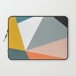Modern Geometric 33 Laptop Sleeve