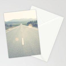 roads I Stationery Cards