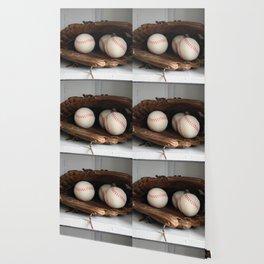 Baseball Glove Wallpaper