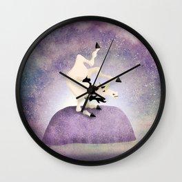 Cirque Du Unicorn V02 Wall Clock