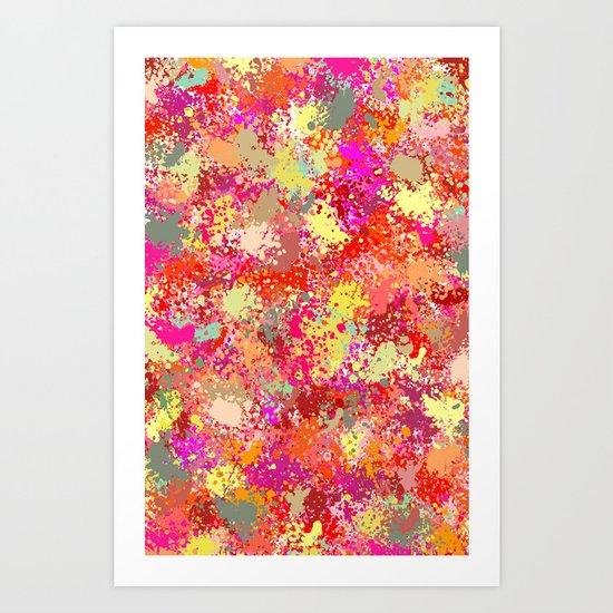 Sprinkle Art Print