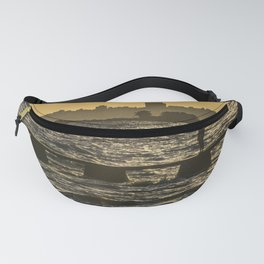 River Plater River Montevideo Uruguay Fanny Pack