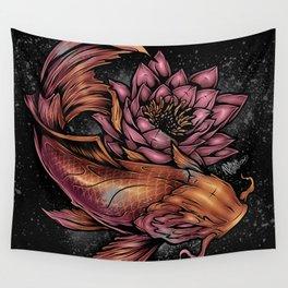 Koi Fish Wall Tapestry