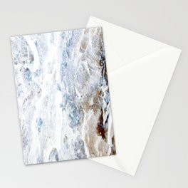 Earth Marble Stationery Cards
