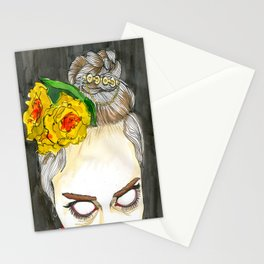 Not A Smiley Miley Stationery Cards