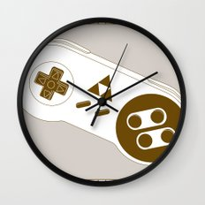 A Link To Your Past. Wall Clock
