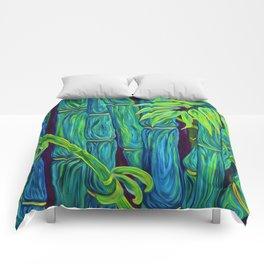 ʻOhe Polū - Blue Bamboo Comforters
