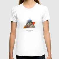 parks T-shirts featuring National Parks: Acadia by Roadtrippers