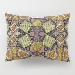 Classic primitive pattern Pillow Sham